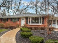 Beautiful brick ranch home in a wonderful private