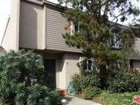Much sought after 3-bedroom townhouse located in a