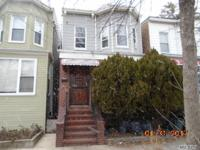 1 Family Detached Frame. 3 Bedroom, 1 Bath With