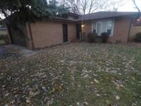 Great single family ready to just move right in! Brick