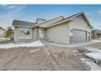 To be built home located close to Hwy 10 for commuters.
