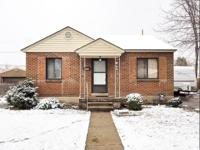 Charming Brick Rambler in great neighborhood! This home