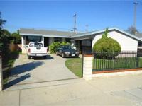 Lovely El Monte home is new to the market and is