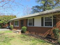 Well Maintained 3 bedroom brick rancher with several