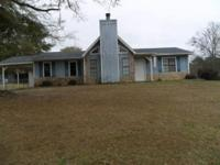 This 3 bedroom, 2 bath home would be a great first time