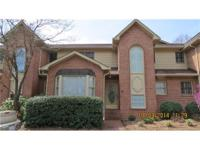 Lots of space in this 3 bedroom, 2.5 bath, 2-story