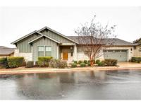 Charming condo in Spillman Ridge with immaculate curb