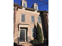 Spacious 3 story townhouse in charming Antiquity!