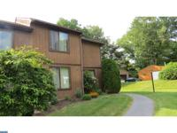 Very large end unit townhome in Laurel Springs