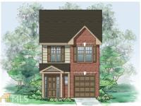 Americus B Plan featuring porch off front master suite.