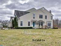 Welcome home to the Estates at Princeton Junction,