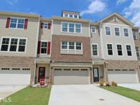 New Townhomes Convenient To East Lake Golf & Downtown