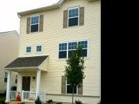 'ORIOLE' townhome features 3 bdrm, 2.5 bath, open floor