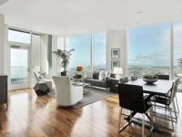 Amazing top floor corner penthouse on 60th floor in