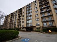 Rarely available 3 bedroom unit facing North & East!