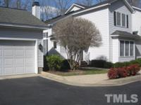 Lovely end townhome in Fearrington Village. Spacious