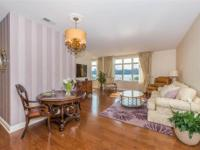 Elegantly-appointed 3-br unit at distinctive Hudson