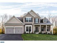 New construction by Berks Homes in Tulpehocken Schools.