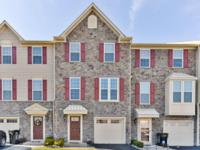 Immaculate 3 Bedroom 2.5 Bath Townhome in the highly