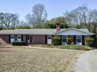 Well Maintained 4 Sided Brick Home, 3 Bedrooms 2