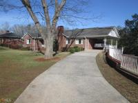 Three bedroom-2 bath brick home. Corner lot, hardwood