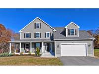 Gorgeous Custom Colonial built in 2013! This sun-filled