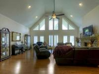 The perfect floor plan and home design. DEEDED RIVER