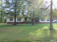 Updated Country Home with Large Rooms, Family Room with