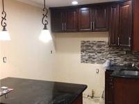 Newly Renovated, Kitchen Granite Counter Tops And High