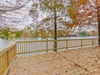 New construction on the water - 3 br/2.5 baths -