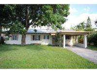 Relax! in this 3 Bed, 2 bath home with Gulf Access and