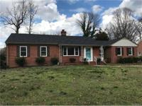 Tons of space in this 2182 square foot brick Rancher in