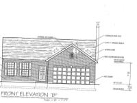 New Construction 3 Bedroom Ranch in Williamstown