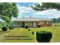 Reduced! Brick rancher with walk-out basement and