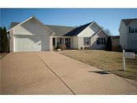 This spacious 3 bedroom, 2 bath home located on a