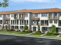 A Must See 2 Story Townhome. The Solano E Floorplan