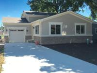 Price Reduction! Rare New Construction in established