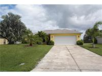 Beautiful 3 bedroom plus den, 2 bath pool home located
