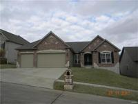 Custom ranch home with over 2100 sq. ft.. This