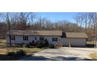 Newly updated! 3 bedroom / 2 bath home on 4.33 acres.