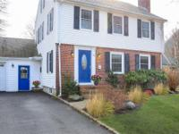 Seaworthy! Stunning Colonial on a beautiful tree lined