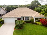 A Beautiful 3 Bedroom 2 1/2 Bath Home Located In The