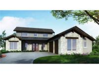 Drew Homes is offering a modern hill country home with