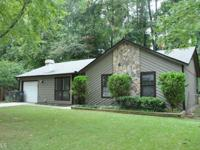 Centrally located ranch home. New paint, new flooring