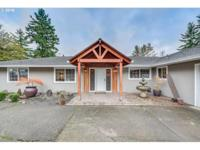 Beautifully updated midcentury day ranch, 3 bdrms +