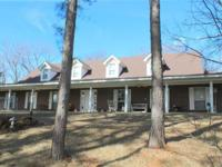 Hilltop 3br-2.5ba on 31 wooded acres with stocked