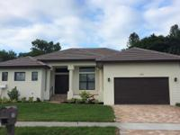 Brand NEW Home with 3-Bedrooms/2-Baths & Den, Pool with