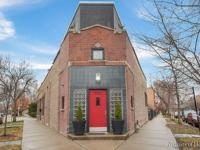 Impressive and unique single family home in Bucktown