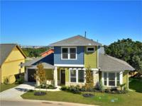 Dynamic 2 story Cottage in gated community. This