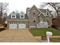 Beautiful home with great curb appeal, only begins to